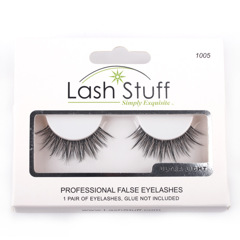 Lash Stuff silk strip eyelashes